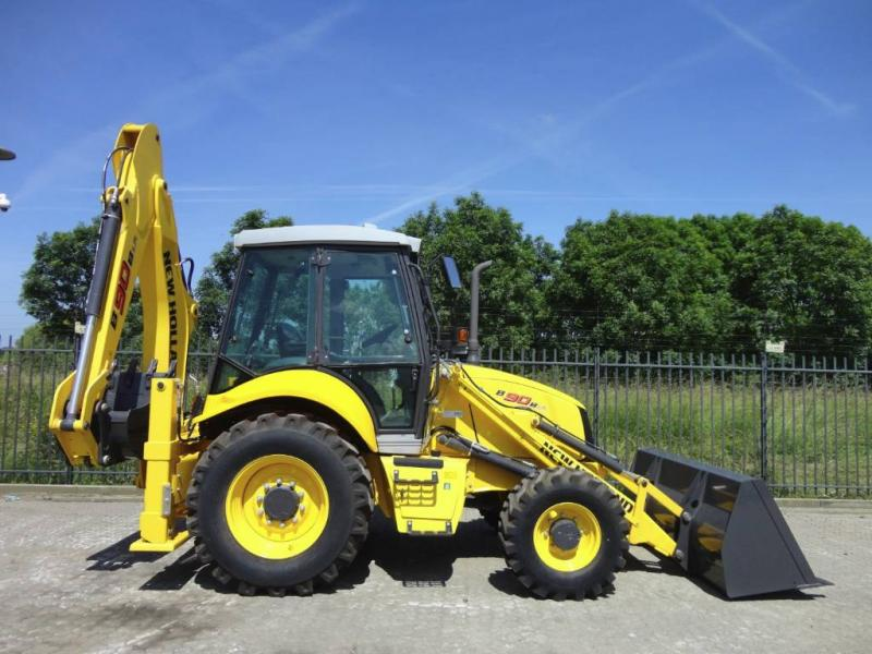 New Holland B90B   - prodej - Car picture 1