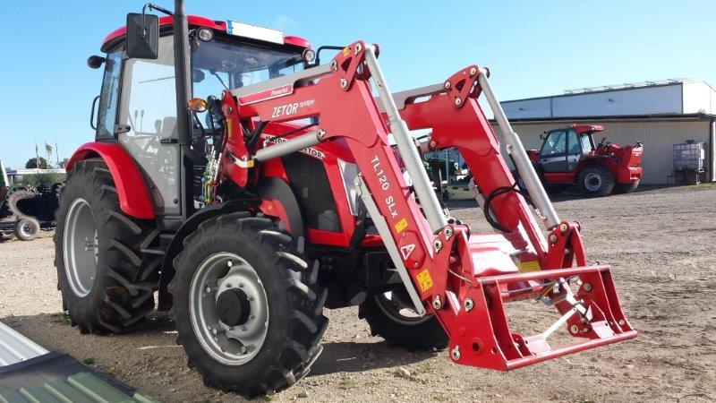 Zetor Major 80 + Trac-Lift 120 SLX  - prodej - Car picture 2