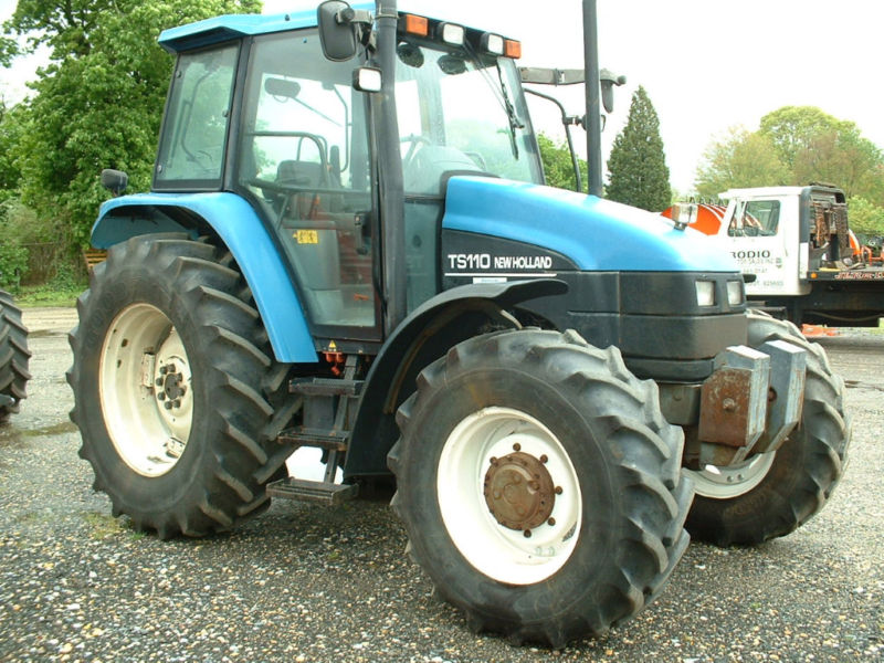 New Holland  - prodej - Car picture 2