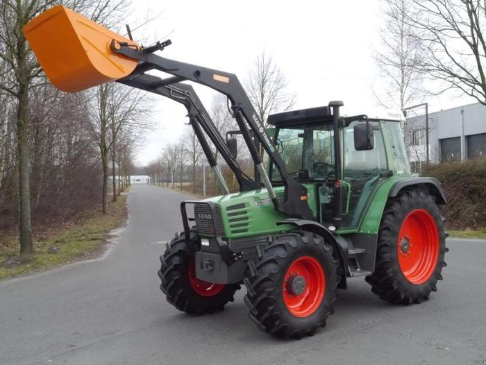 Fendt Farmer 307 C Traktor  - prodej - Car picture 1