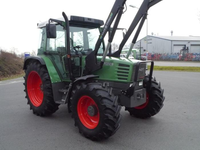Fendt Farmer 307 C Traktor  - prodej - Car picture 3