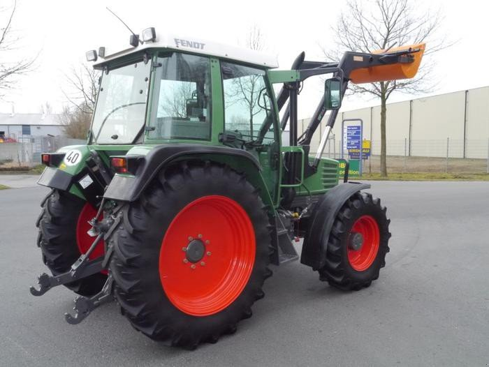 Fendt Farmer 307 C Traktor  - prodej - Car picture 4