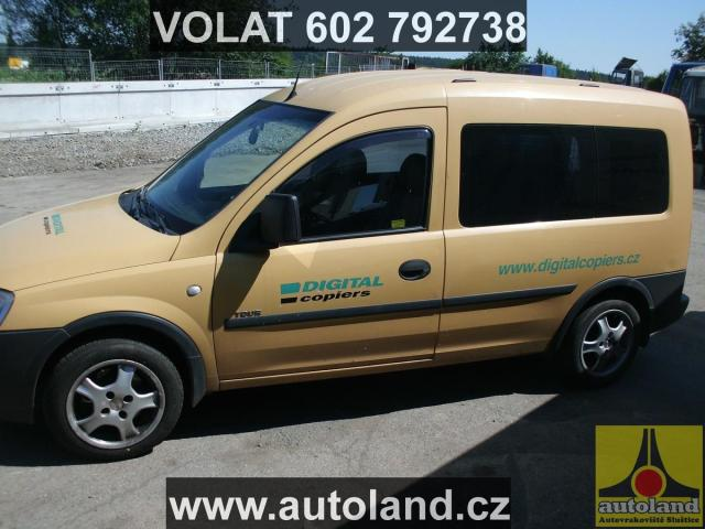 Opel Combo VOLAT 602 792738 - prodej - Car picture 2