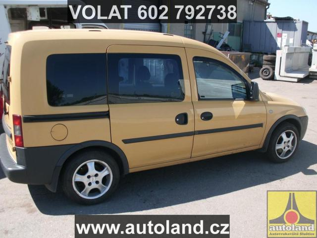 Opel Combo VOLAT 602 792738 - prodej - Car picture 3