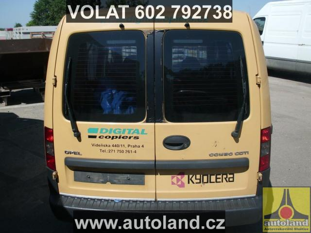 Opel Combo VOLAT 602 792738 - prodej - Car picture 4