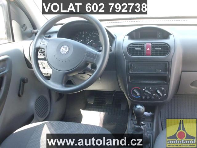 Opel Combo VOLAT 602 792738 - prodej - Car picture 6