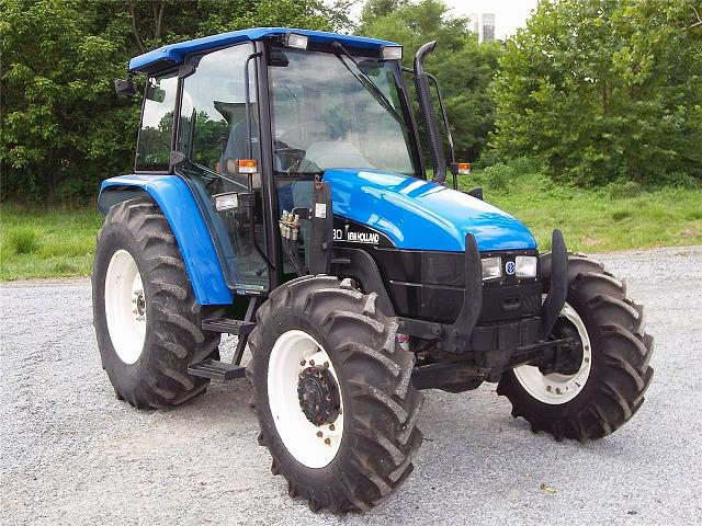 New Holland TL80  - prodej - Car picture 2