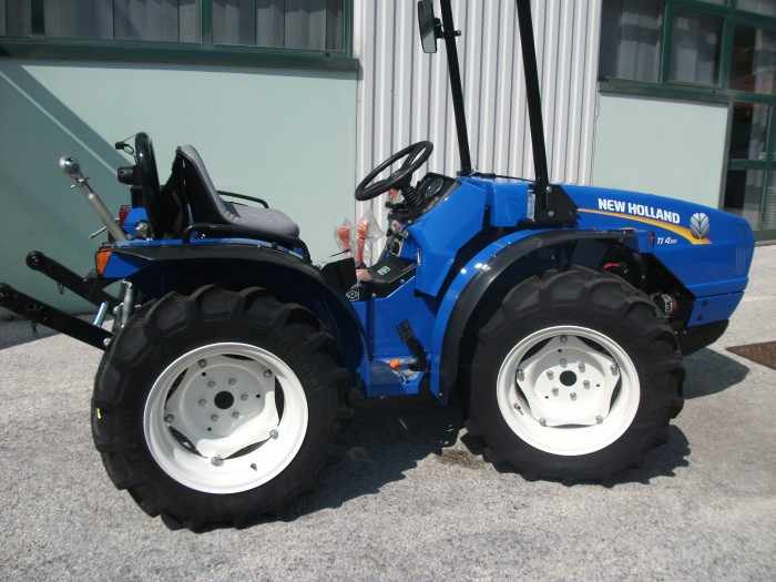 NEW HOLLAND TI 4.50  - prodej - Car picture 2