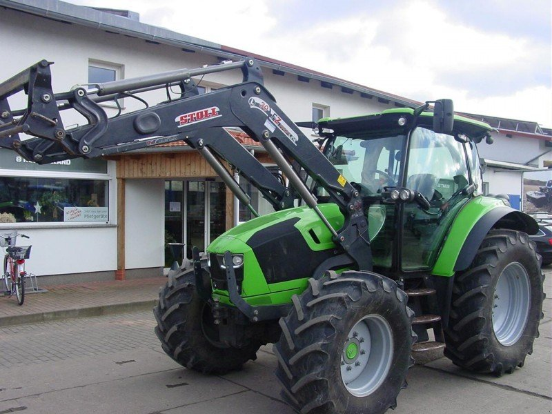 Traktor Deutz-Fahr 51c20cR  - prodej - Car picture 2