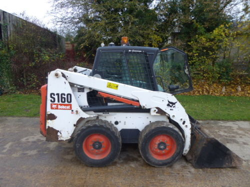 Top stav Bobcat SS I60 - 2010  - prodej - Car picture 2