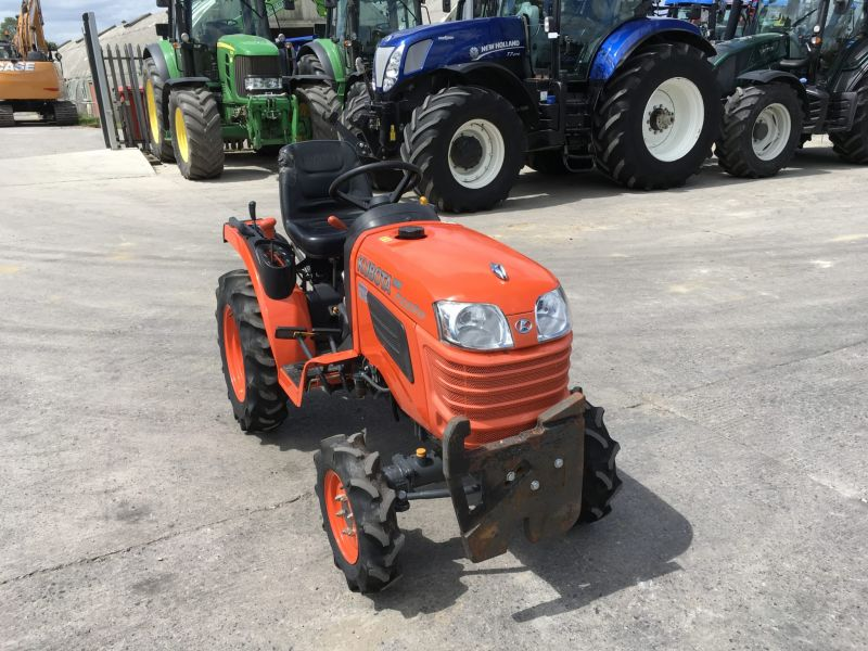 Kubota B1220 Compact Tractor (ST5004)   - prodej - Car picture 2