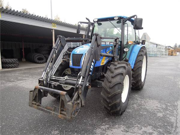 New Holland T5c05c0 traktor  - prodej - Car picture 2