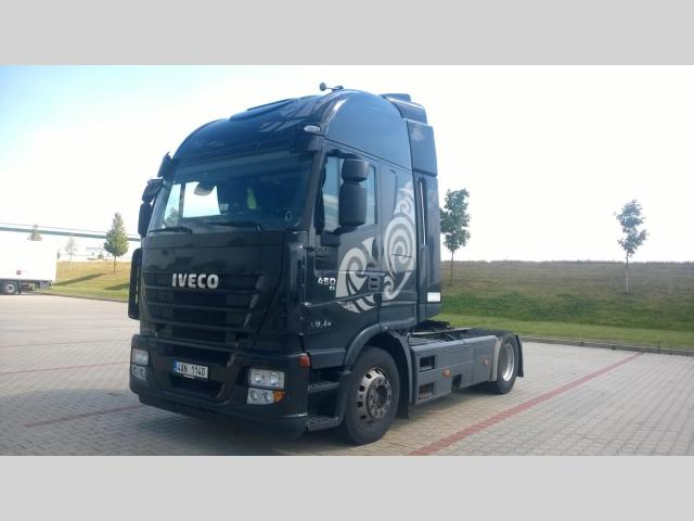 Iveco AS 440 S 45  E5  ALL BLACKS - prodej - Car picture 1