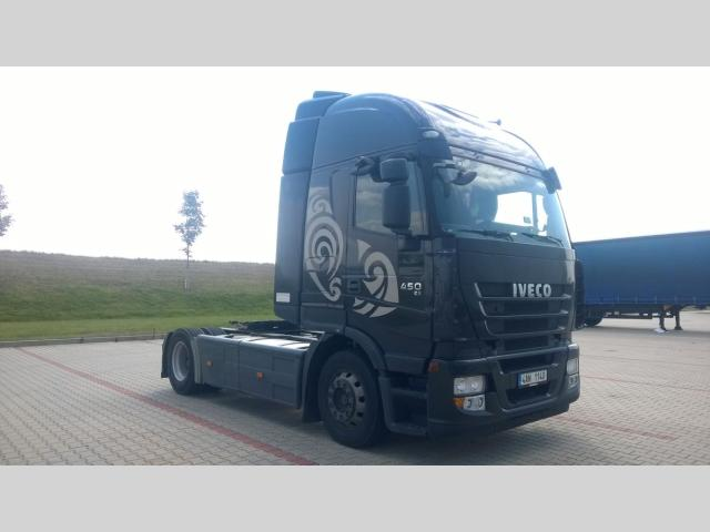 Iveco AS 440 S 45  E5  ALL BLACKS - prodej - Car picture 2