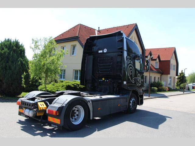 Iveco AS 440 S 45  E5  ALL BLACKS - prodej - Car picture 23