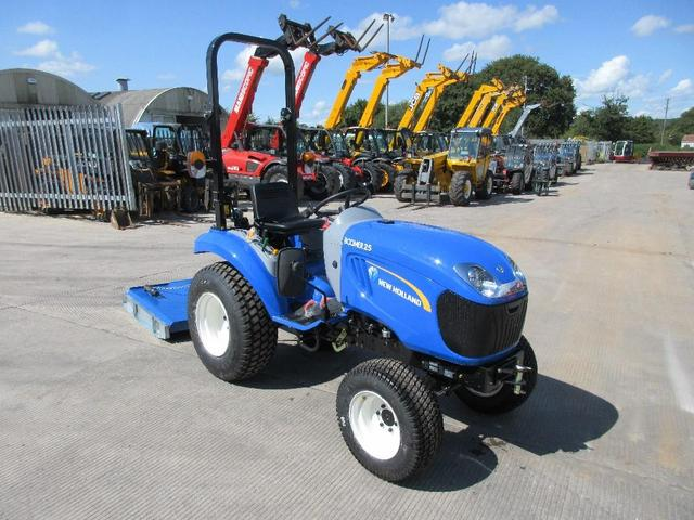 Traktor NEW HOLLAND BOOMER 2c5R  - prodej - Car picture 2