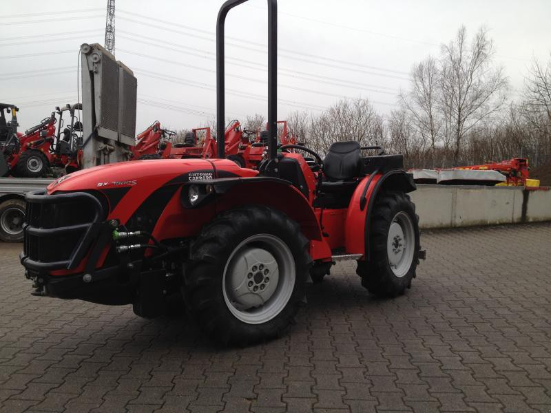 New Holland T1560 4WD  - prodej - Car picture 2