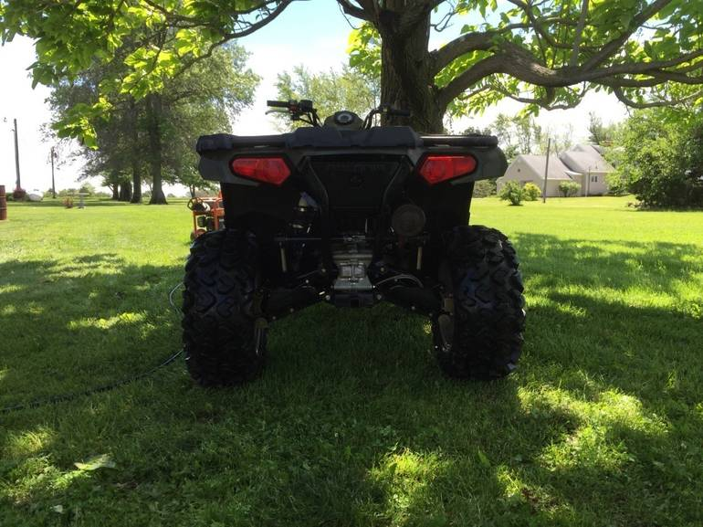 Polaris Sportsman 570  - prodej - Car picture 2