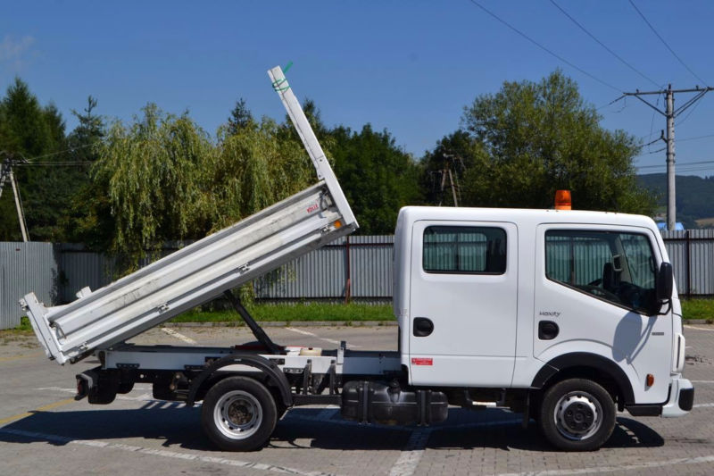 Renault Maxity 130 DXI Double Cab + 2,75 m3 Tipper  - prodej - Car picture 1