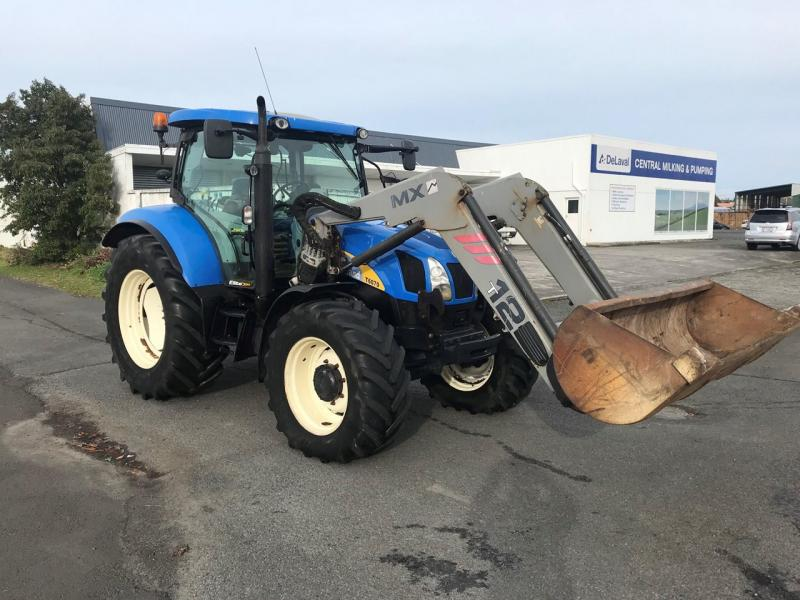 2011 NEW HOLLAND T6070 ELITE FOR SALE  - prodej - Car picture 3