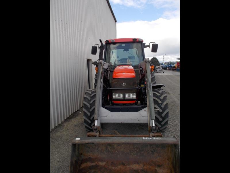 KUBOTA M105X FOR SALE  - prodej - Car picture 3