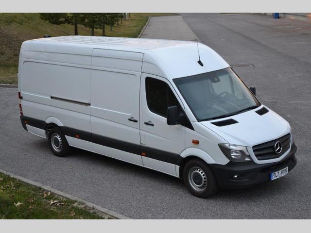 Mercedes-Benz Sprinter 319 CDi V6 ,140 Kw , 11/2017 - prodej - Car picture 1