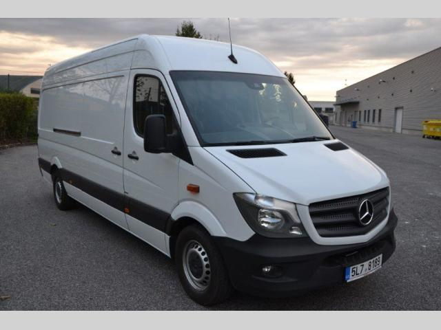 Mercedes-Benz Sprinter 319 CDi V6 ,140 Kw , 11/2017 - prodej - Car picture 10