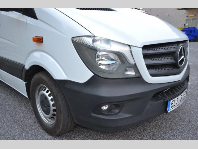 Mercedes-Benz Sprinter 319 CDi V6 ,140 Kw , 11/2017 - prodej - Car picture 11