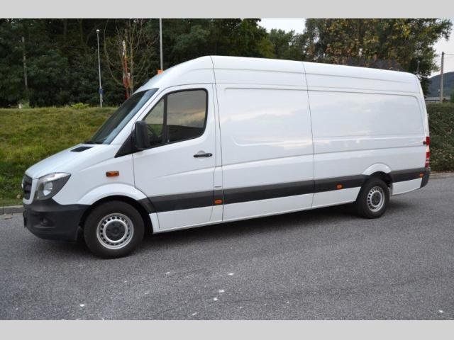 Mercedes-Benz Sprinter 319 CDi V6 ,140 Kw , 11/2017 - prodej - Car picture 14