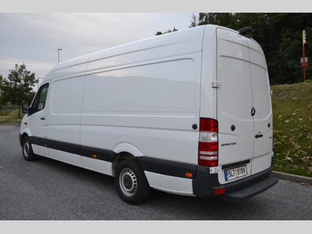 Mercedes-Benz Sprinter 319 CDi V6 ,140 Kw , 11/2017 - prodej - Car picture 16