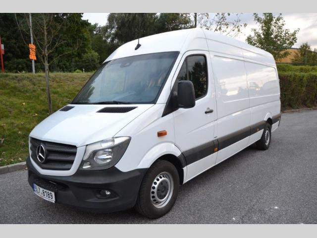 Mercedes-Benz Sprinter 319 CDi V6 ,140 Kw , 11/2017 - prodej - Car picture 9