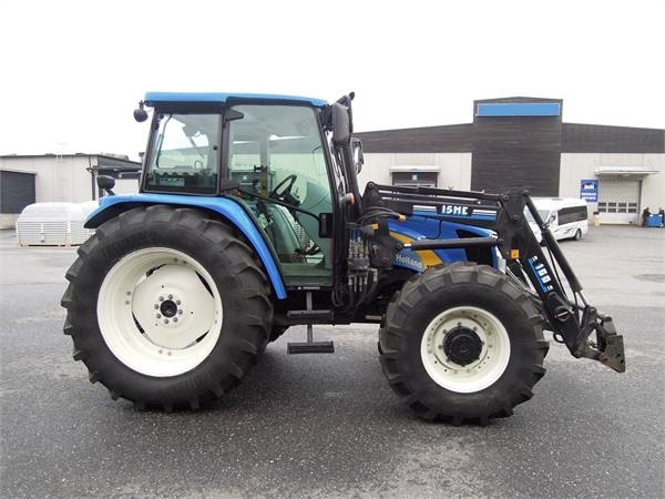 New Holland T5c05c0 traktor  - prodej - Car picture 3