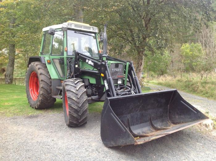 Fendt 307 LSA Turbo  - prodej - Car picture 4