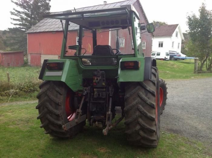Fendt 307 LSA Turbo  - prodej - Car picture 2