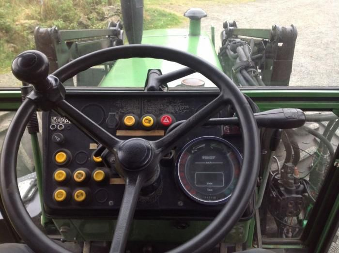 Fendt 307 LSA Turbo  - prodej - Car picture 3