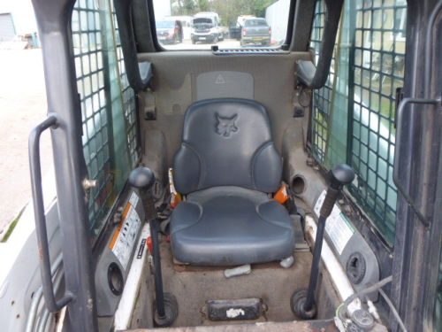 Top stav Bobcat SS I60 - 2010  - prodej - Car picture 3