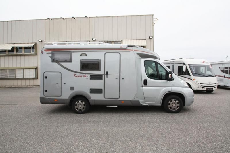 Travel Van T570  - prodej - Car picture 4