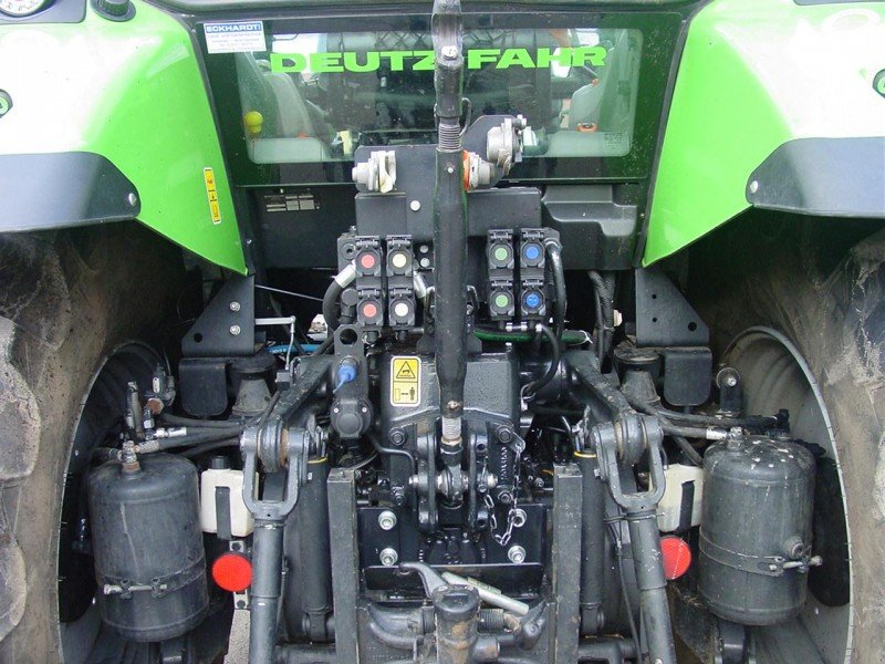 Traktor Deutz-Fahr 51c20cR  - prodej - Car picture 4