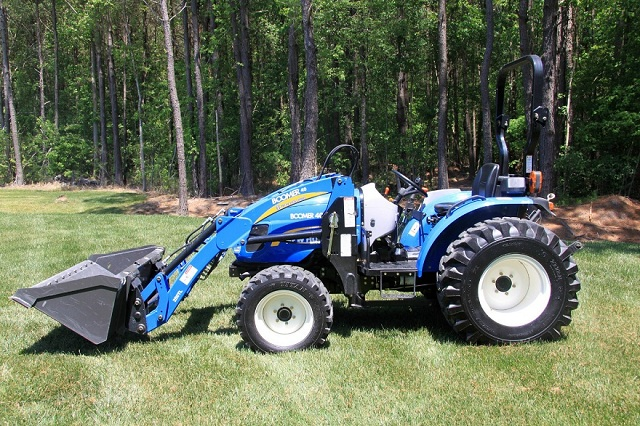 New Holland Boomer 04.0F Traktor  - prodej - Car picture 2