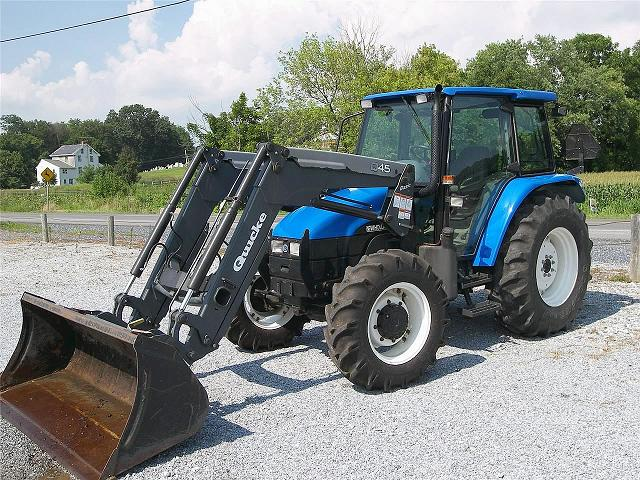 New Holland TL80  - prodej - Car picture 1