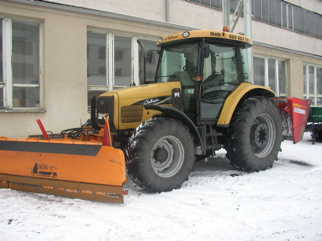 CHALLENGER (CAT) MT 455B  - prodej - Car picture 2