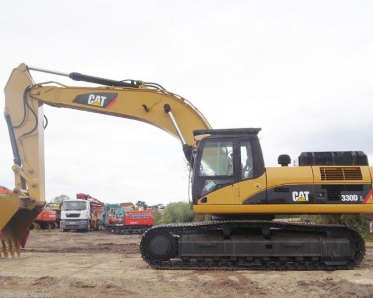 Caterpillar 330DL Bager  - prodej - Car picture 1