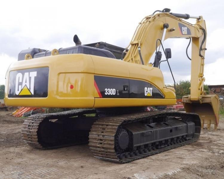 Caterpillar 330DL Bager  - prodej - Car picture 2
