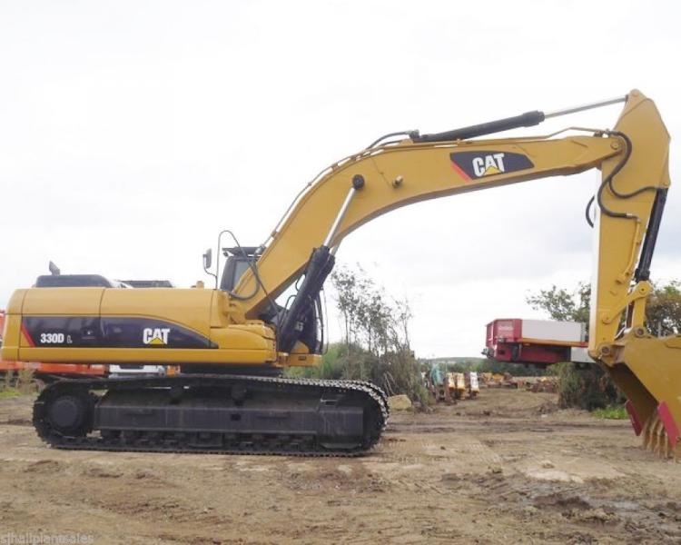 Caterpillar 330DL Bager  - prodej - Car picture 3