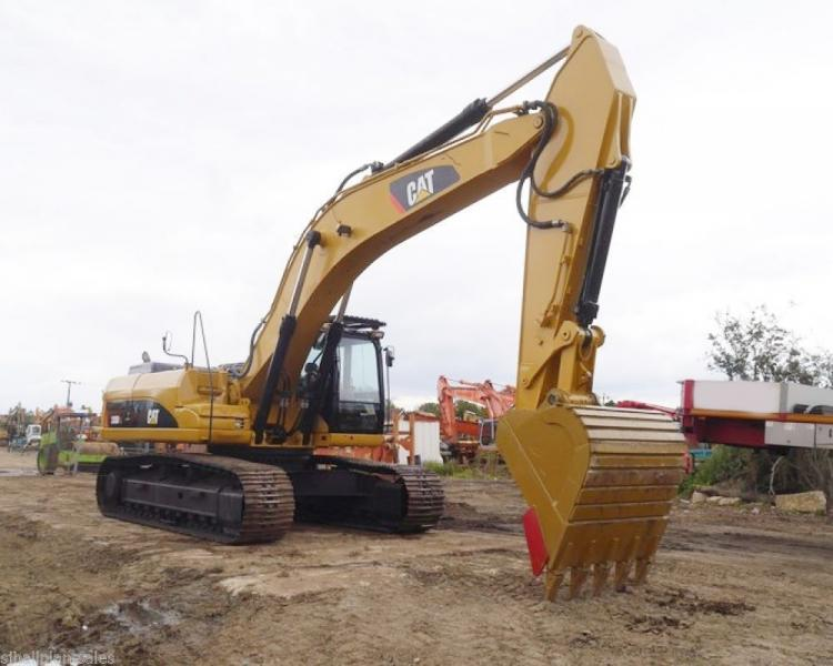 Caterpillar 330DL Bager  - prodej - Car picture 4