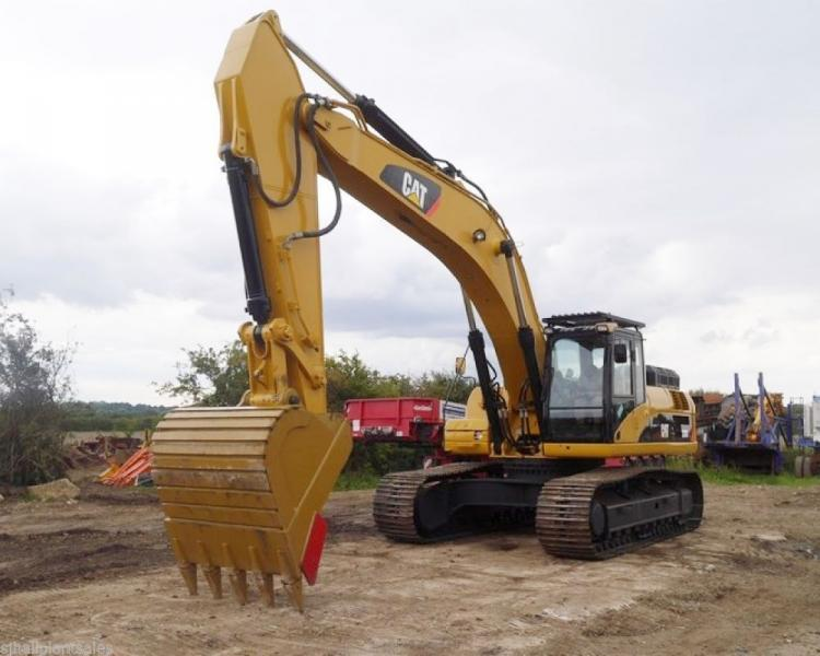 Caterpillar 330DL Bager  - prodej - Car picture 5