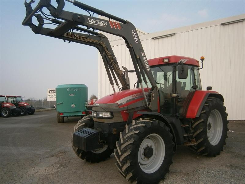 ZTS McCormick MC 120 POWER Traktor  - prodej - Car picture 1