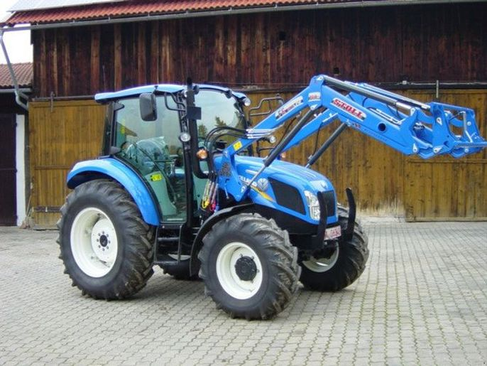 New Holland T 4.55  - prodej - Car picture 1